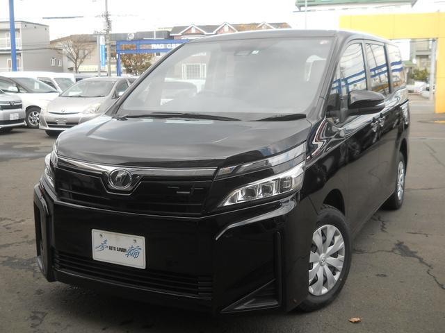 トヨタ X 4WD プリクラッシュセーフティー