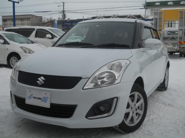 スズキ XL 4WD スマートキー シート&ミラーヒーター
