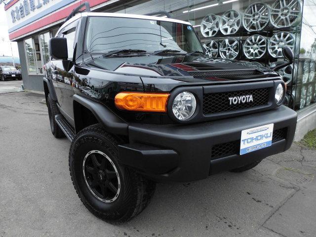 トヨタ ブラックカラーパッケージ 4WD 社外メモリナビTV