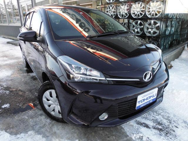 トヨタ 1.3F LEDエディション 4WD スマートキー LEDライト 寒冷地仕様