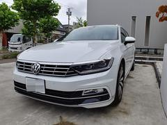 VW パサートヴァリアントTSI Rライン