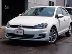 VW ゴルフTSIハイラインブルーモーションテクノロジー 本州仕入車