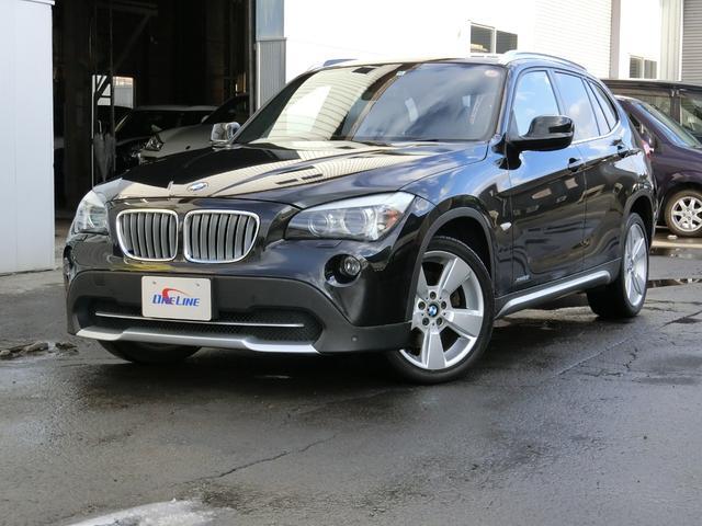 BMW xDrive 25i ホワイトレザーシート