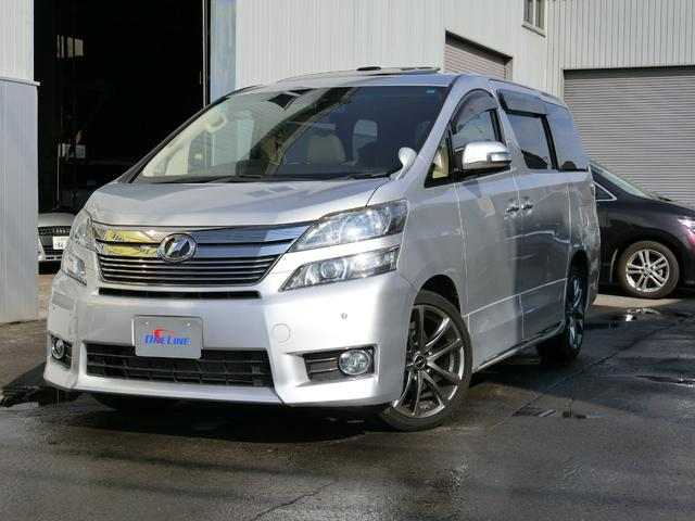 トヨタ 3.5V Lエディション 4WD レザーシート 後期型