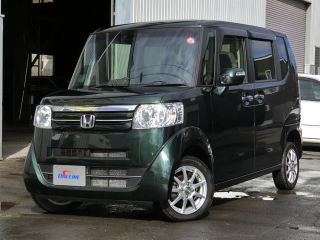 ホンダ N-BOX+ G・Lパッケージ 車椅子仕様車 4WD