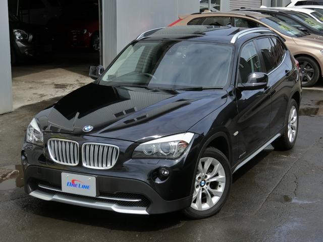 BMW xDrive 28i 本州仕入車 サンルーフ ブラックレザーシート 純正ナビ