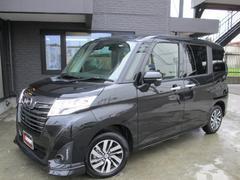 トールカスタムG SAII 4WD 登録済未使用車 ナビTV