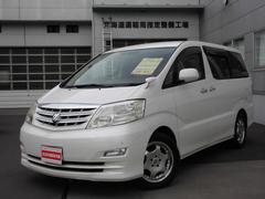 (株)北日本自動車共販  アルファードV AX Lエディション 4WD パワスラ HID エンスタ