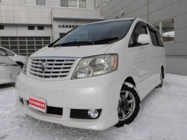 トヨタ AS プレミアム アルカンターラバージョン 4WD HID
