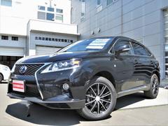 RXRX450h Fスポーツ 4WD ナビ 黒革 エンスタ