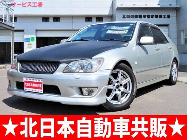 トヨタ AS200 Zエディション 純正エアロ・HIDライト・プライバシーガラス・Wエアバッグ・エアコン・ABS・キーレス