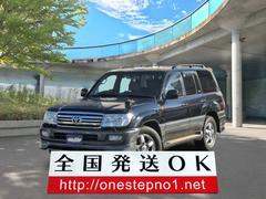ランドクルーザー100VXリミテッド60thスペシャルエディション4WD 1NO