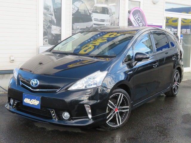トヨタ S 18インチAW新品 純正ナビ TV Bモニター ETC