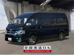 ハイエースバンSロングワイドDX HR 2.5D−T 4WD 4型フェイス