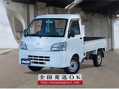 ハイゼットトラックエアコン・パワステ スペシャル 3方開 5速MT 4WD
