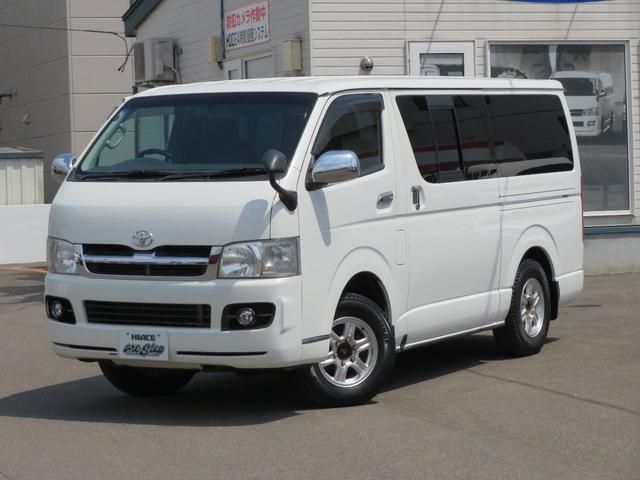 トヨタ ロングスーパーGL 5ドア 2.5D-T 4WD ナビETC