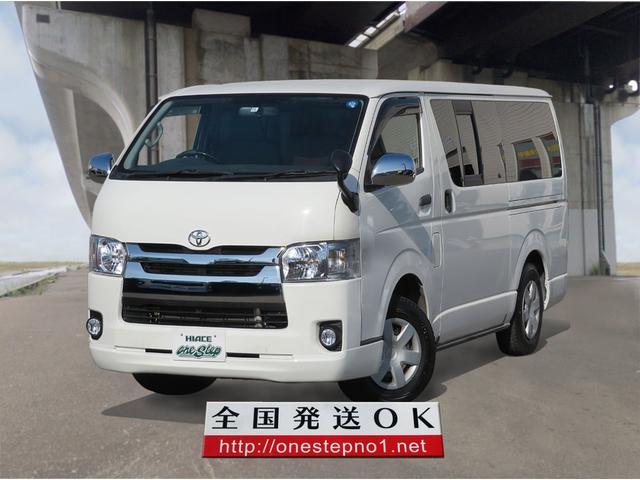 トヨタ ロングDX 4型フェイス 3.0D-T 4WD GL仕様