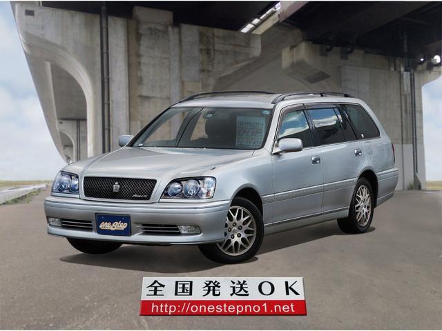 トヨタ アスリートFour 2.5 4WD HID ETC 記録簿
