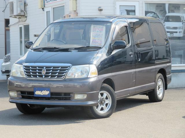 トヨタ グランドハイエース 5ドアLTD エクセレントエディション 3.0D-T 4WD