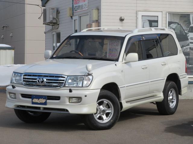 トヨタ VXリミテッド Gセレクション 4.2ディーゼル 4WD