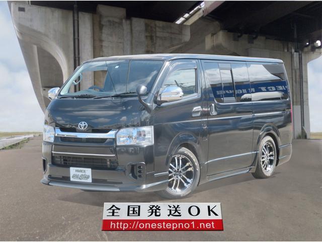 トヨタ S-GL 3L DーT 4WD WALDフルエアロ 4型仕様