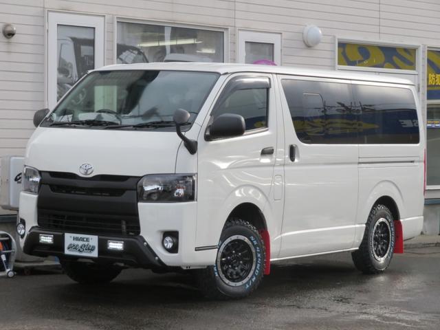 トヨタ ロングDX 3.0 D-T 4WD オフロードパッケージ 4型フェイス