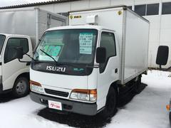 エルフトラック1.5t積 箱車 4WD バックカメラ付