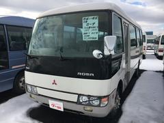ローザ29人乗り バス 4WD  ETC バックモニター