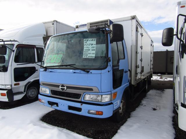 日野 3.15t積 冷凍車 パネルバン