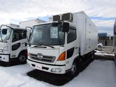 ヒノレンジャー二層式 低温冷凍 2.3t積−30℃ Pゲート フル装備