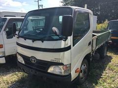 ダイナトラック2t積 平ボデー フル装備 ETC 4WD