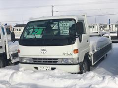 ダイナトラック1t Wキャブ ロング 3方開 4WD