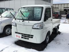 ハイゼットトラックスタンダード 4WD AT 平ボディ パワステ エアコン