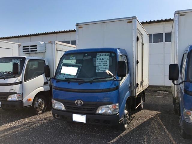 トヨタ 2tショート 4WD フル装備 パネルバン