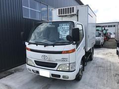 トヨエース−32℃低温冷凍車 4WD 5速MT パネルバン