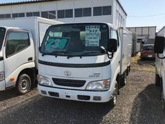 ダイナトラック中温冷凍車 35℃〜−7℃ パネルバン 4WD