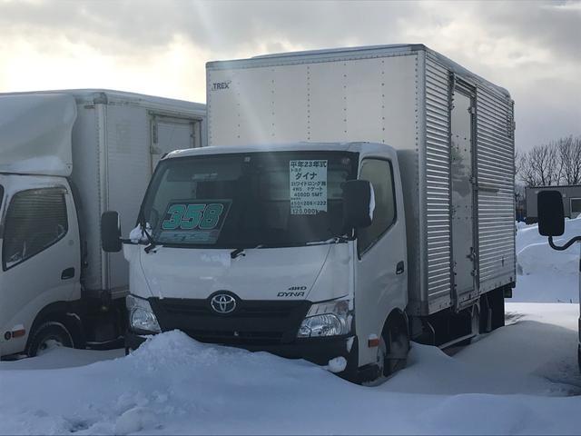 トヨタ 4WD 2t ワイドロング箱 Pゲート パネルバン