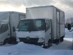 ダイナトラック4WD 2t ワイドロング箱 Pゲート パネルバン