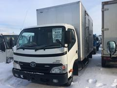 ダイナトラック4WD 2t ワイドロング箱 フル装備 Pゲート