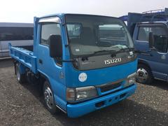 エルフトラック全低床ダンプ 最大積載量2000kg