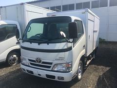 ダイナトラック4WD 900kg積 パネルバン 保冷車