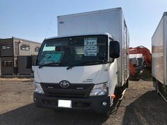 ダイナトラック4WD 2t パネルバン トラック エアコン 5MT