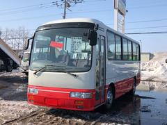 リエッセ29人乗り マイクロバス 5MT ヒーター