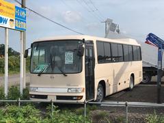 日野メルファ バス 42人乗り パワーヒーター付 自動ドア