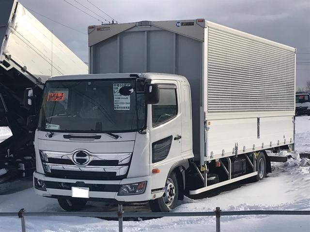 日野 ウィング箱 2800kg積 フル装備 6MT