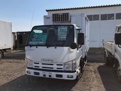 エルフトラック4WD 2tショート パネルバン フル装備 5MT