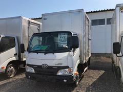 ダイナトラック4WD 2tショート パネルバン トラック エアコン 5MT
