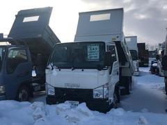 エルフトラック強化ダンプ 4WD 2t積 ダンプ トラック AC 5MT