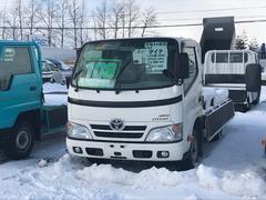 ダイナトラック4WD 1.25t 平ボディ AC MT ETC