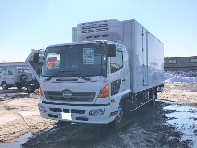 日野 パネルバン 2.3t積 低温冷凍車 6MT 6400cc